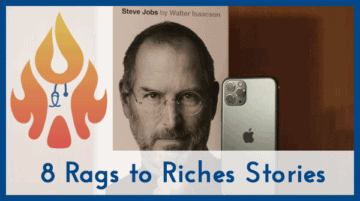 8 Rags to Riches Stories: How These Millionaires & Billionaires Became Wealthy