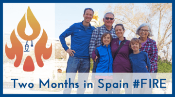Two Months in Spain: a Family FIRE Adventure in Valencia