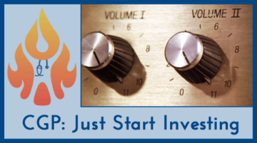 Christopher Guest Post: Just Start Investing