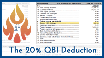 10 Things You Should Know About the 20% QBI Deduction (Section 199A)