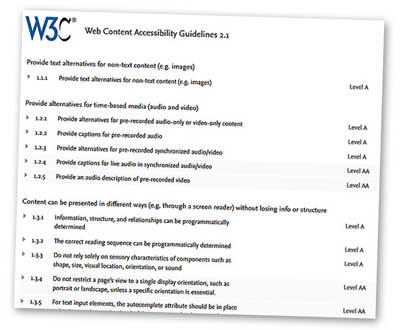 accessibility-guidelines