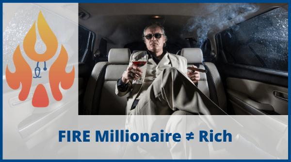 FIRE millionaire