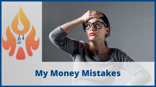 My Money Mistakes