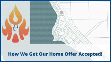 How We Got Our Home Offer Accepted in a Crazy Aggressive Seller's Market