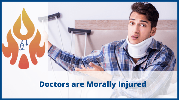 doctors are morally injured