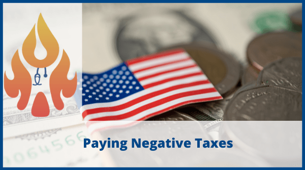 negative taxes