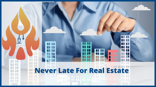 never late real estate