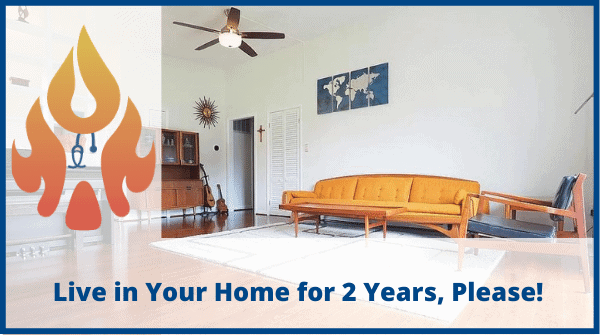 Live in Your Home for 2 Years