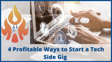 Health Tech is Booming: 4 Profitable Ways to Start a Tech Side Gig