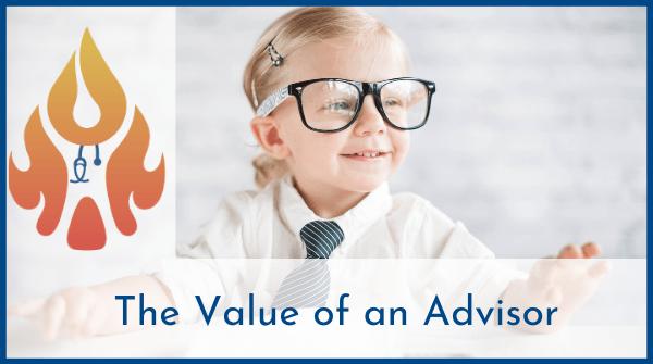 value of an advisor
