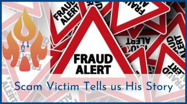 scam victim