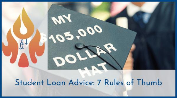 student loan advice