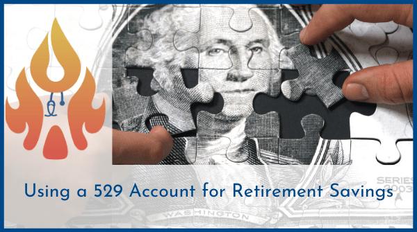 529 account for retirement savings