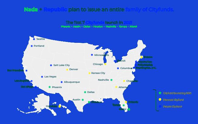 cityfunds map