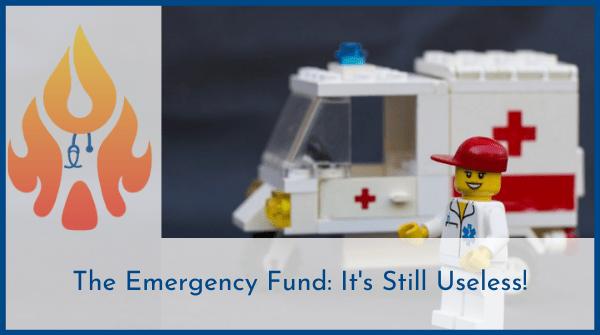 emergency fund useless