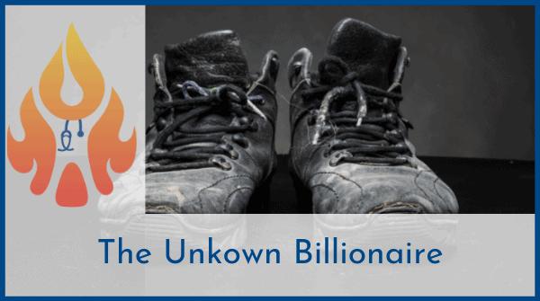 unknown billionaire