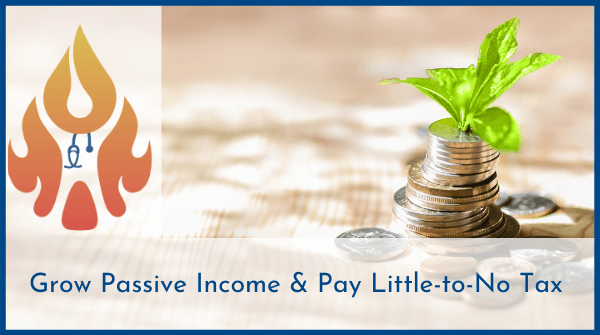 grow passive income