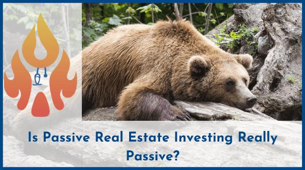 passive real estate